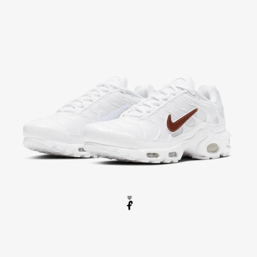 Nike Air Max Plus Tn Blancas Rojas