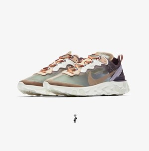 react element 87 undercover
