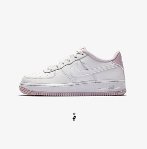 Nike Air Force 1 GS 'Classic Lilac'