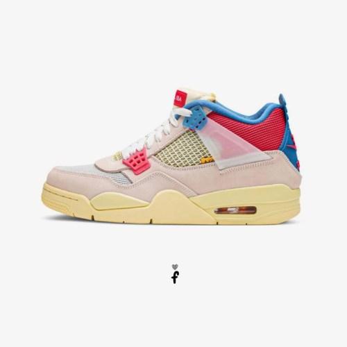 Air Jordan 4 x UNION LA