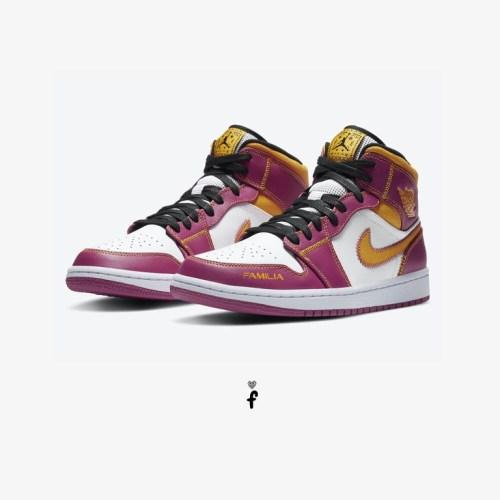 Nike Air Jordan 1 Mid Familia