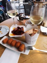 Tapas and Wine