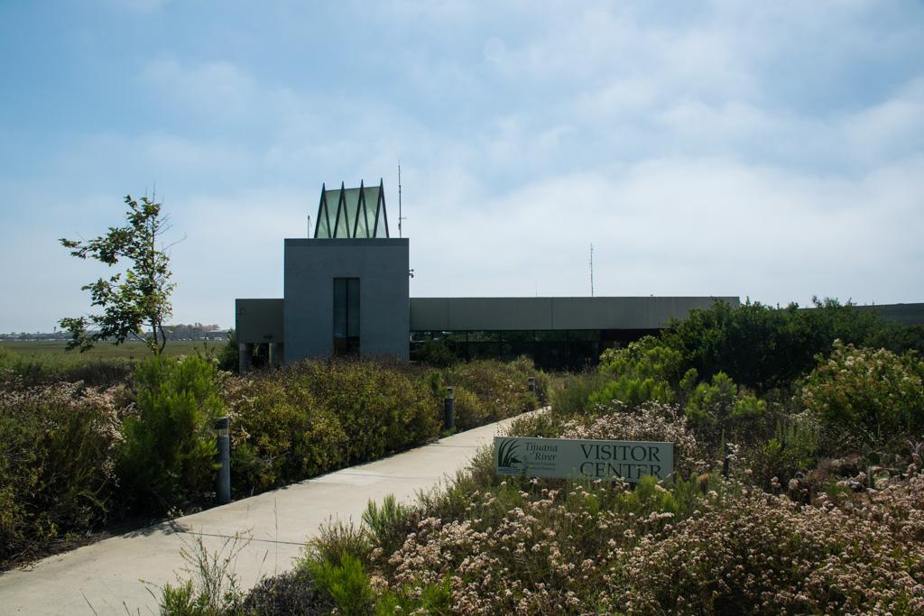 Tijuana Estuary visitor center