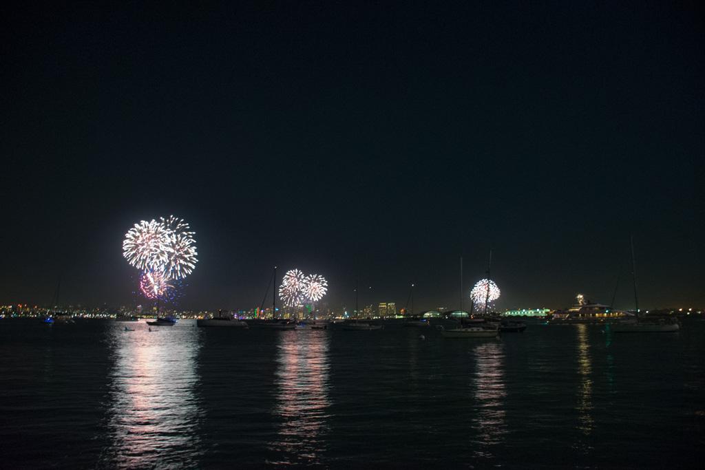 Big Bay Boom Fireworks on July 4th 2017