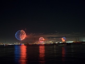 Big Bay Boom Fireworks on July 4th 2017