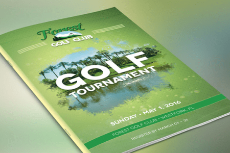 10 Popular Free and Premium Golf Brochure Templates   Designs to     10 Popular Free and Premium Golf Brochure Templates   Designs to Download