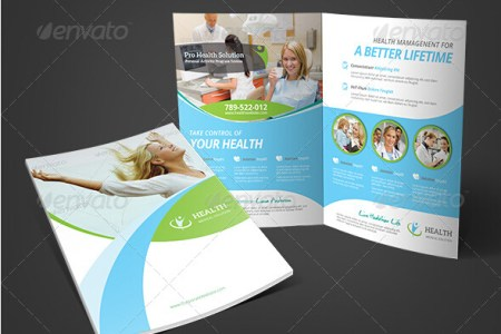 8 Modern Medical and Healthy Brochure Templates Free Adobe INDD PSD     Medical and Healthy Brochure Templates