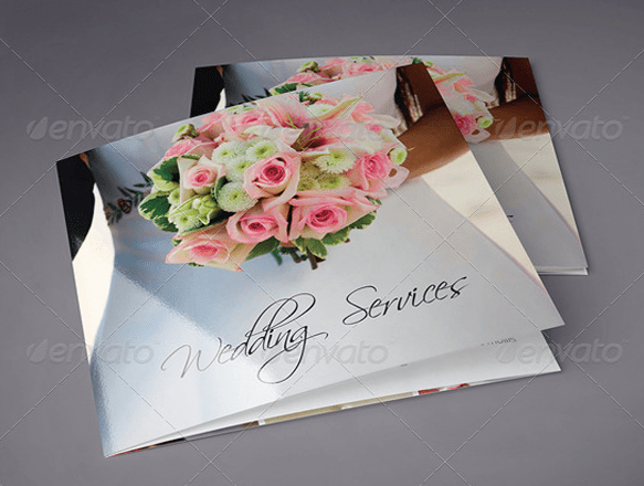 10 Beautiful Wedding Brochure Templates Psd Eps Ai Indesign
