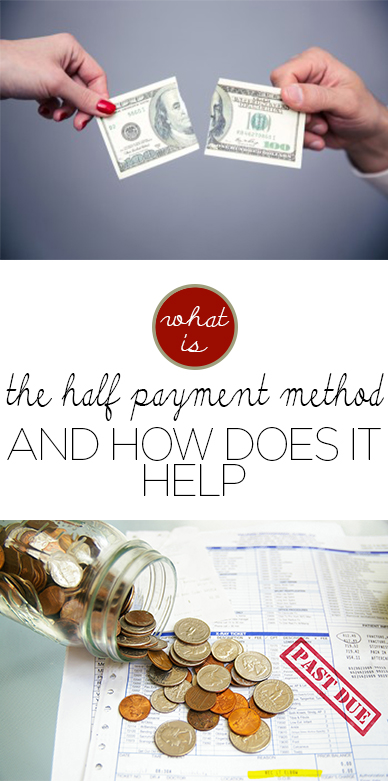What is the Half Payment Method and How Does it Help