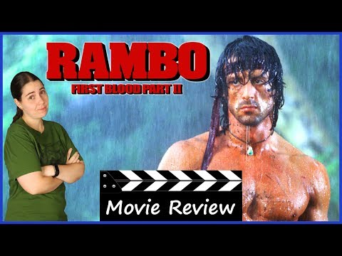 Rambo First Blood Part Ii 1985 Movie Review Flipreview Com