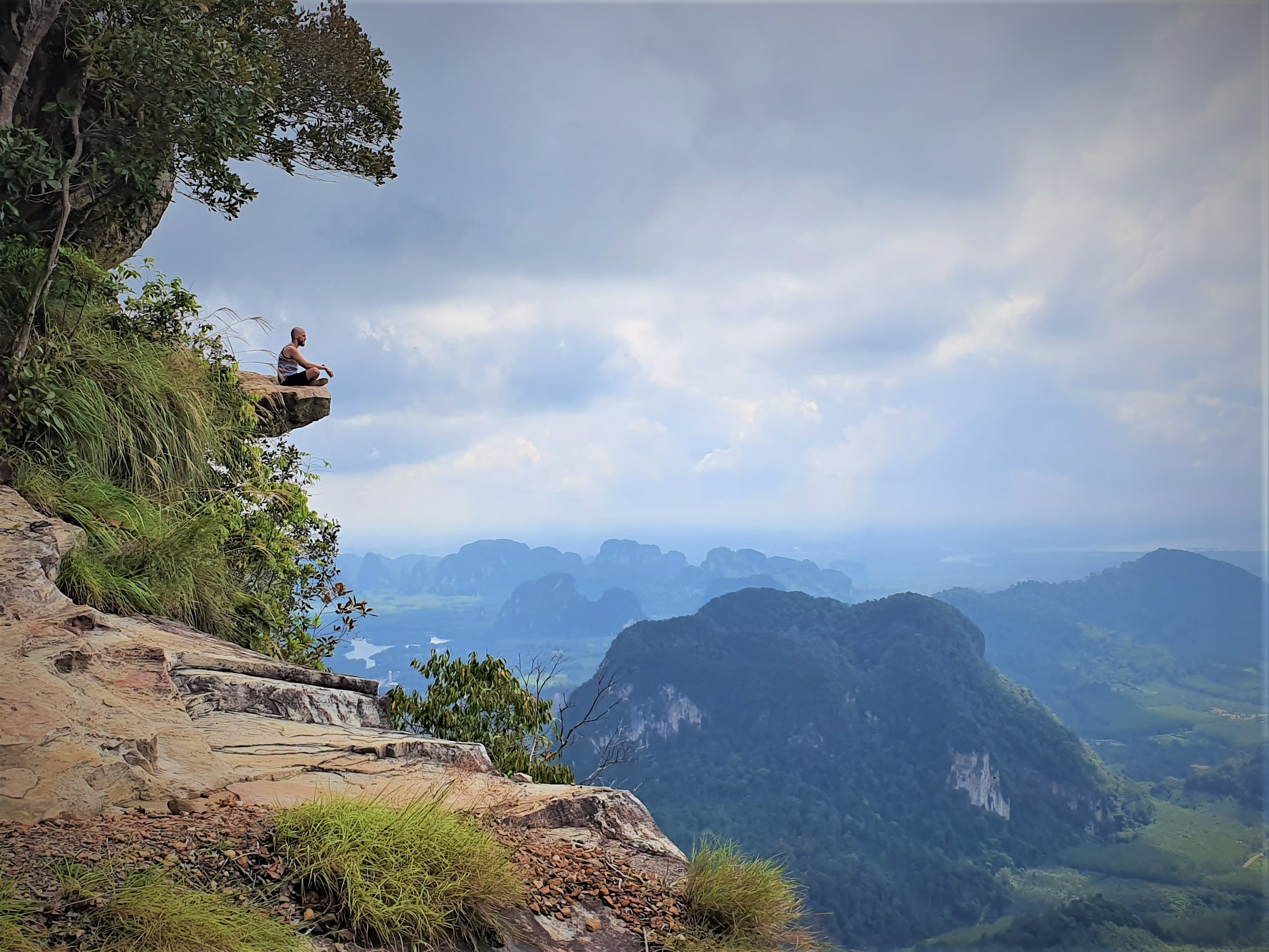 Hiking Khao Ngon Nak - The most epic viewpoint in Krabi • Flipside Travel