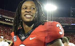Todd Gurley University of Georgia Heisman