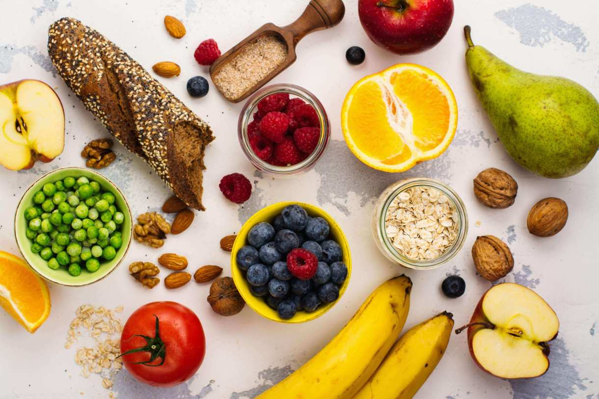 Rich Carbohydrate Food