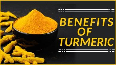 Amazing Health Benefits of Turmeric