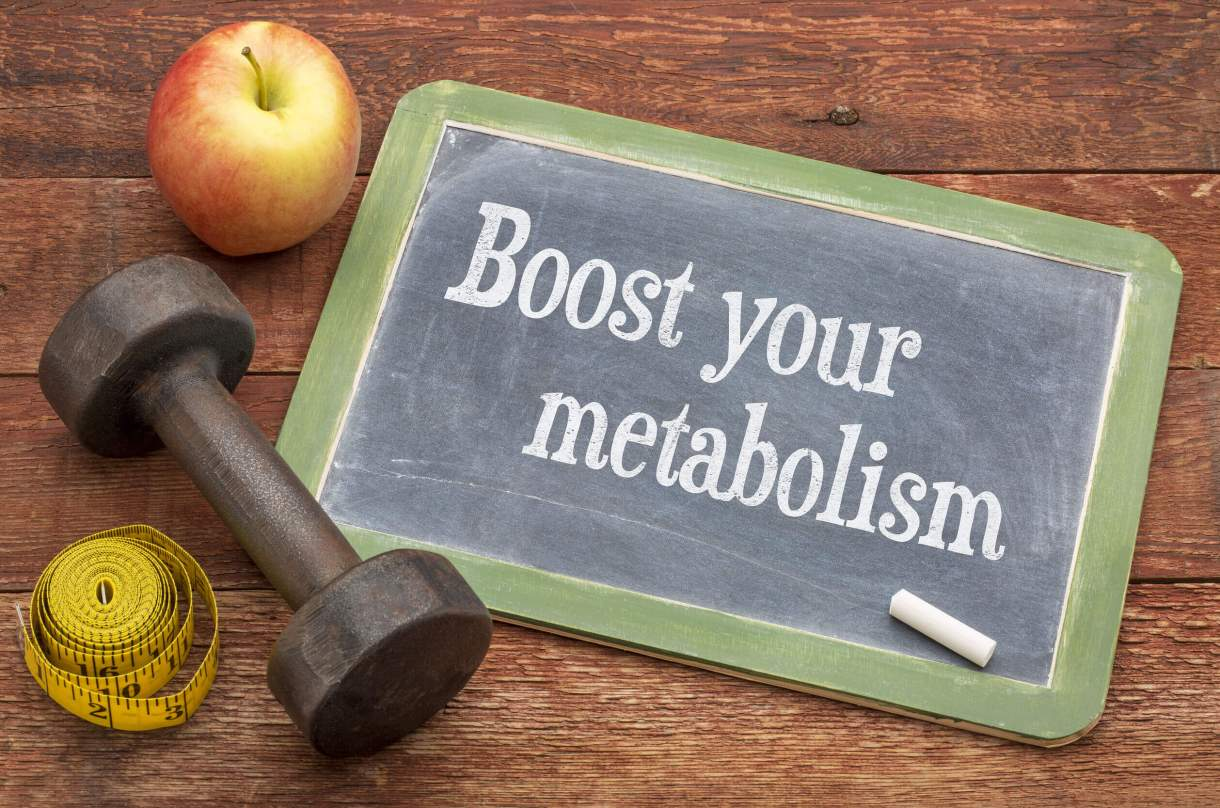 High Metabolism – Speed Up the Metabolism