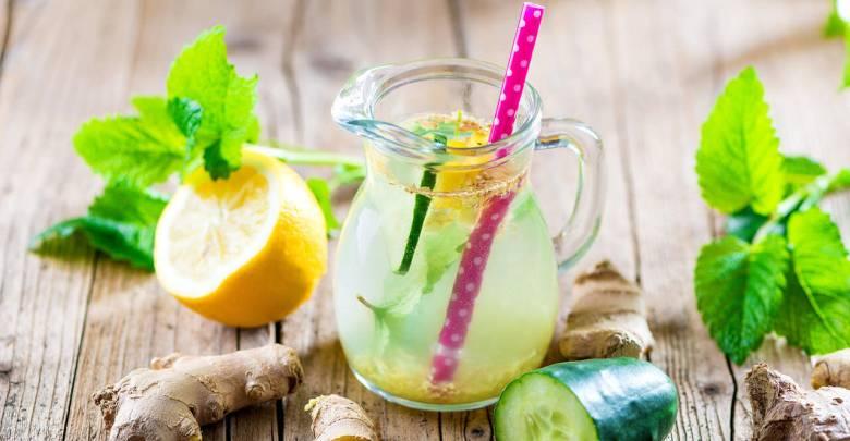 benefits of lemonade diet