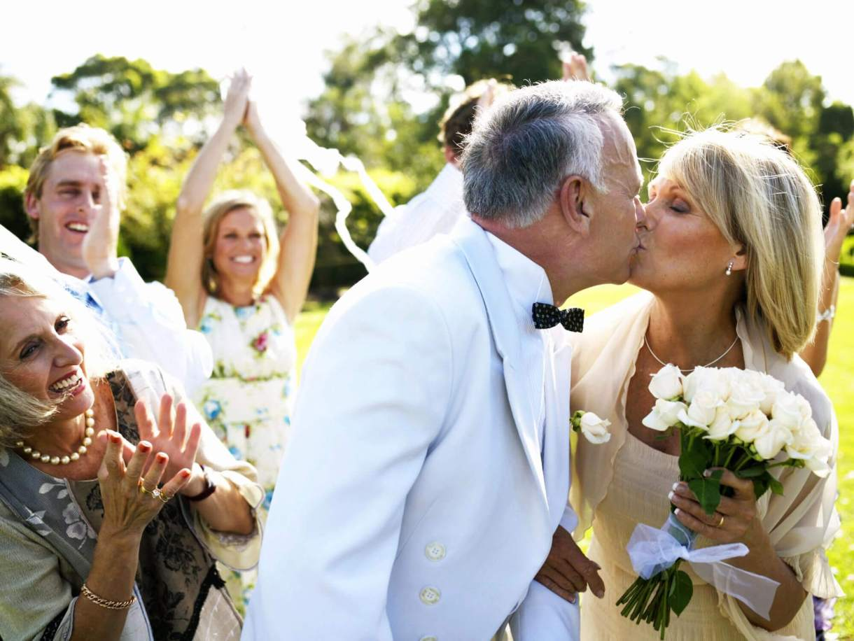 Redesign Your Parents Old Wedding Attire