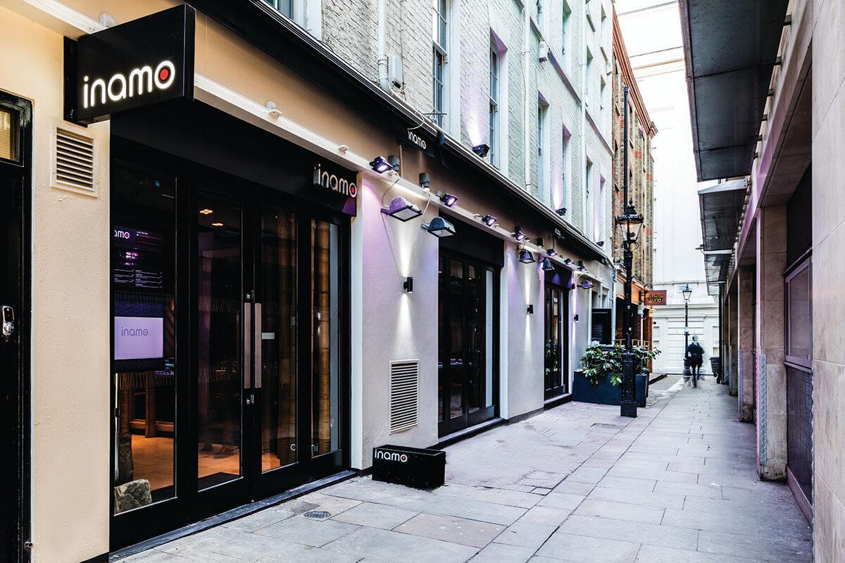 Inamo, Covent Garden