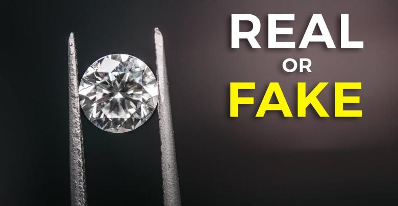 How to Tell if the Diamond you have is Real or Not