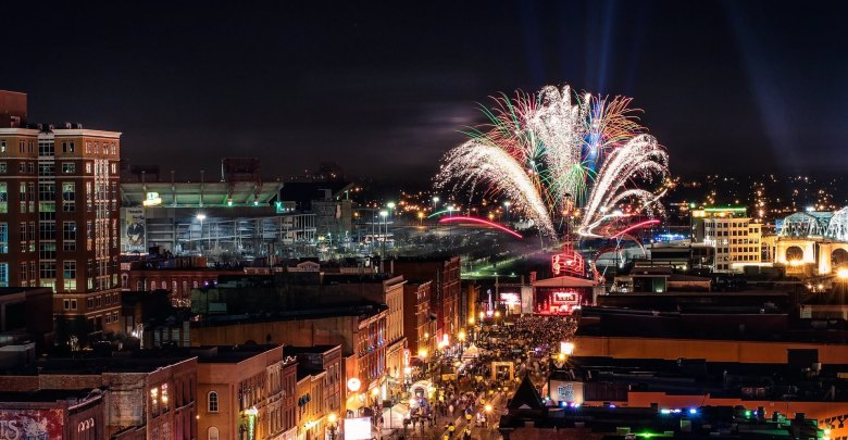 Nashville is one of the best cities in Tennessee for young professionals
