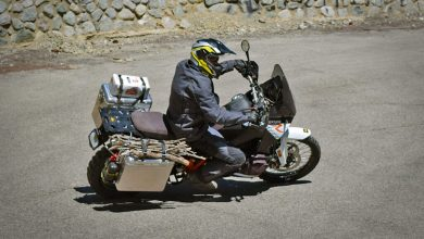 Hard Motorcycle Saddlebags