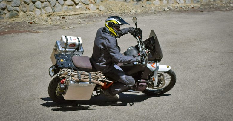 Hard Motorcycle Saddlebags