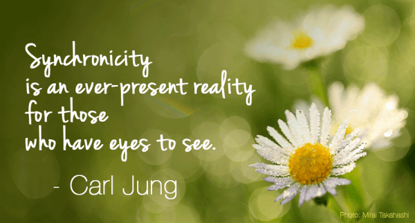 Synchronicity - Carl Jung Quotes