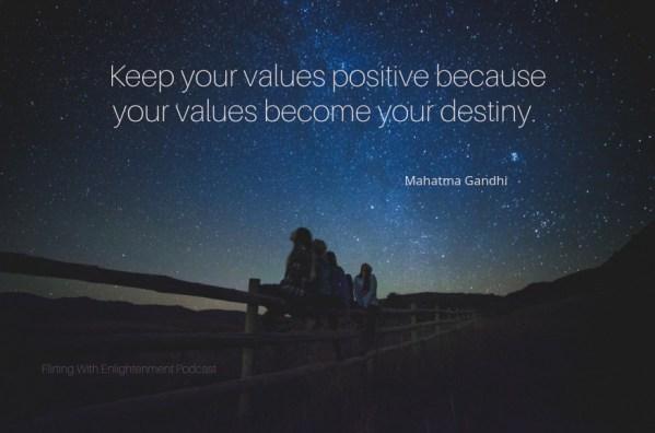 values, spirituality, core needs, creativity