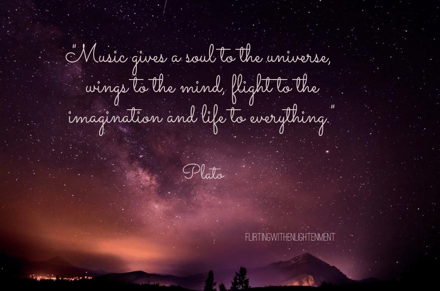 sound, resonance, vibration, universe, Plato