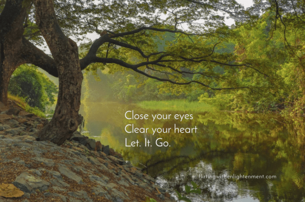 seasonal clearing, heart, mind body spirit, podcast, flirting with enlightenment, spring, seasons