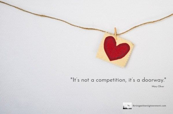 competition, competition vibe, self worth, transformation, flirting with enlightenment, podcast