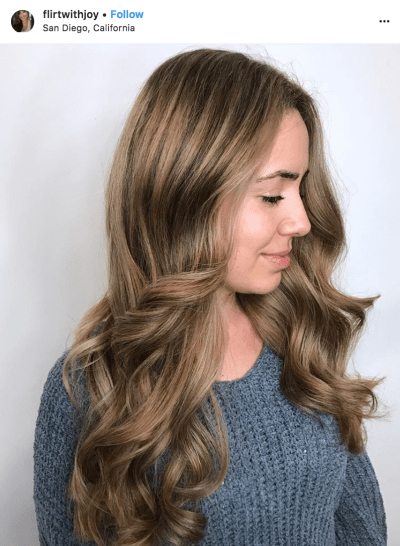 honey-highlights-hair-color