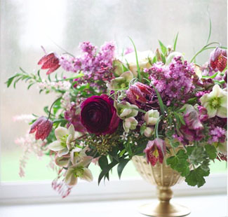 floral design for weddings and events in washington state by bella fiori