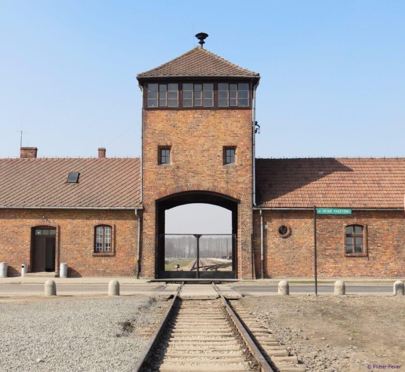 Auschwitz-Birkenau camp II