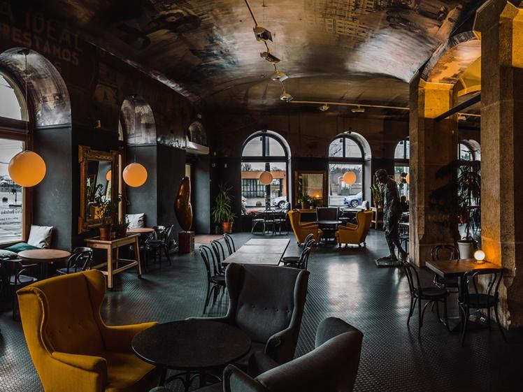 Cafe & Bistro Berlinka in Bratislava