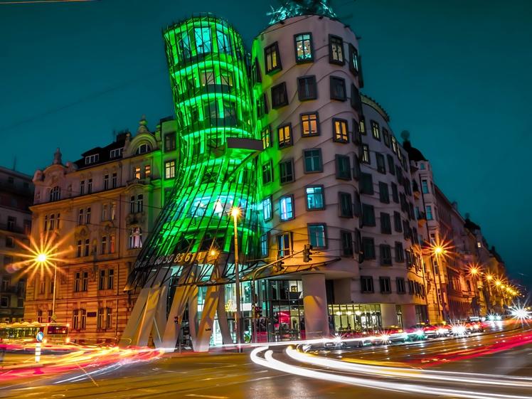Dancing House Pragye (photo credits Ugur Peker)