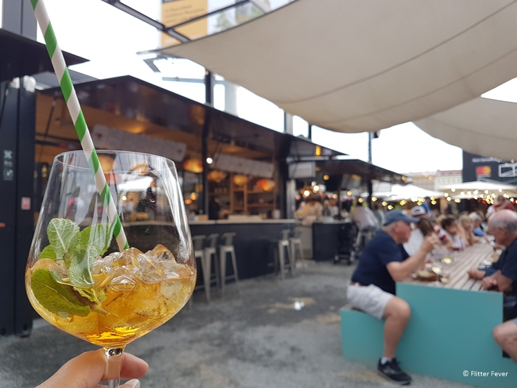 Cheers to Manifesto Florenc Prague