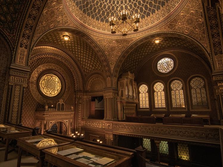 Spanish Synagoge Prague