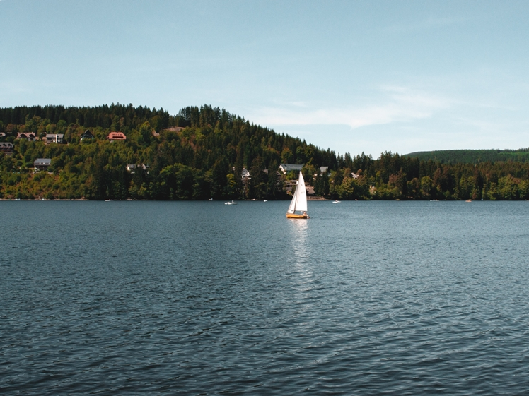 Titisee Black Forest Germany lake