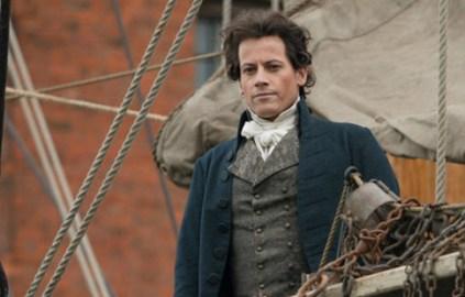 Ioan Gruffud as William Wilberforce