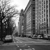 Quiet Central Park West