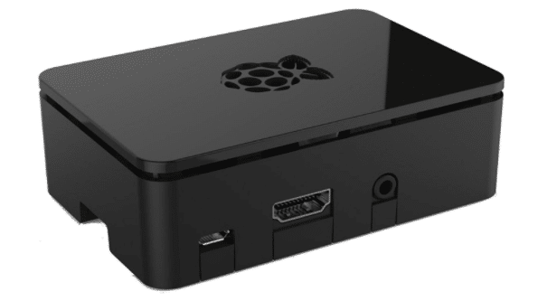 The Raspberry Pi kit we linked to below comes with an SD card that contains several preloaded operating systems, a black case and several other accessories.