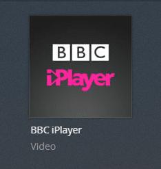bbc iplayer plex channel screenshot