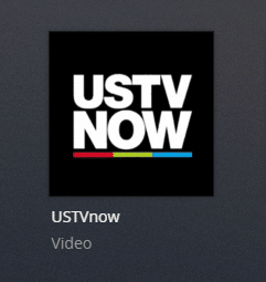 Plex USTV now