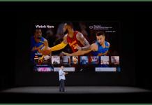 Live sports on Apple TV