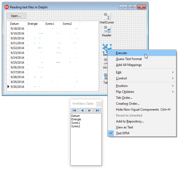 5 Minute Snack: Accessing comma-separated files in Delphi