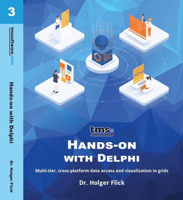 Next Delphi Hands-on book available for purchase worldwide!