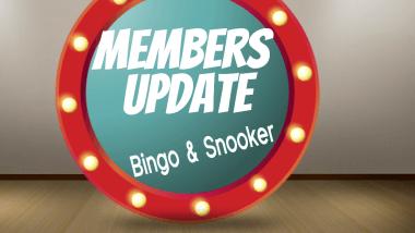 bingo and snooker