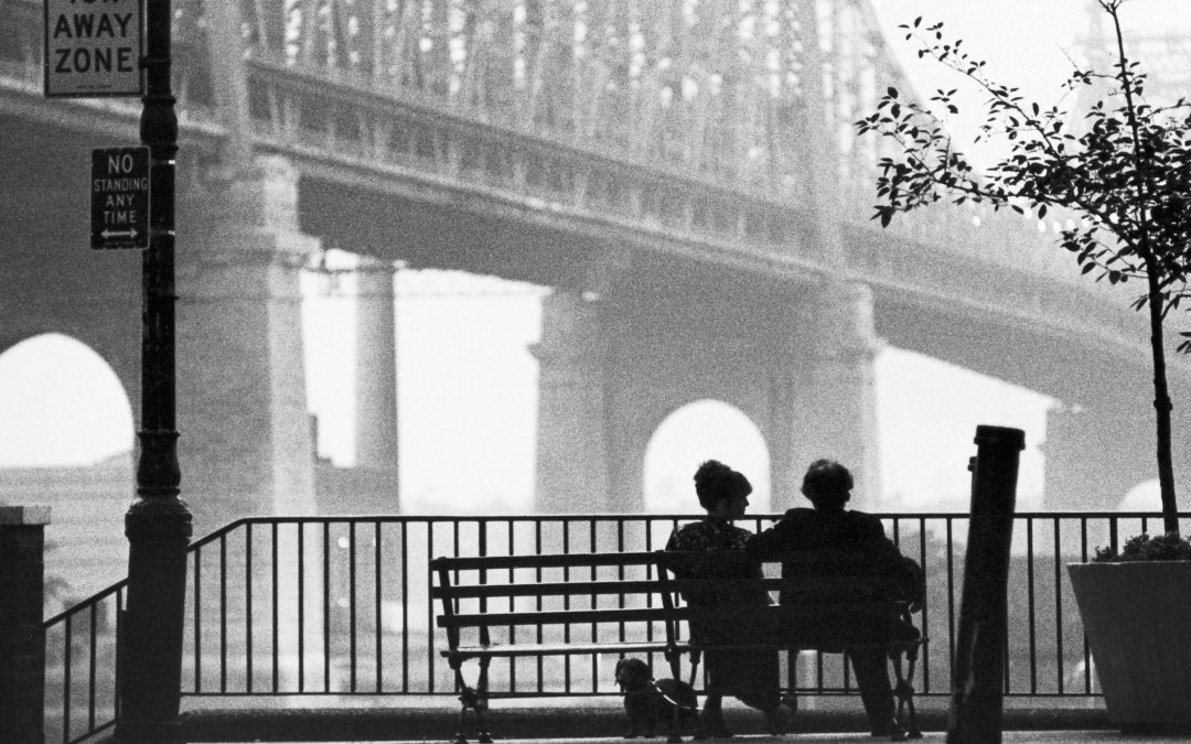 Manhattan-Flixwatcher Podcast - Image Manhattan (1979) Directed by Woody Allen Shown from left: Diane Keaton, Woody Allen