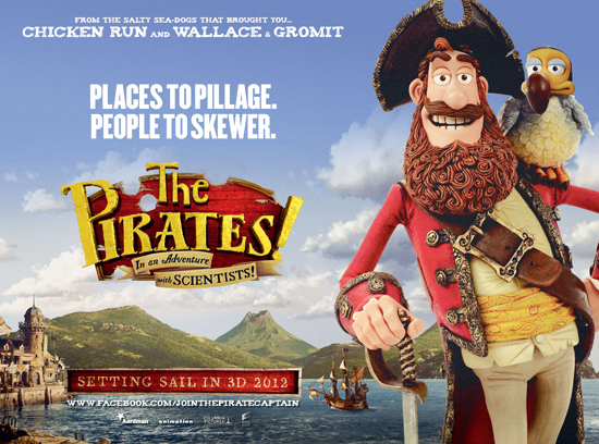 Pirates! An Adventure with Scientists - Flixwatcher Podcast -